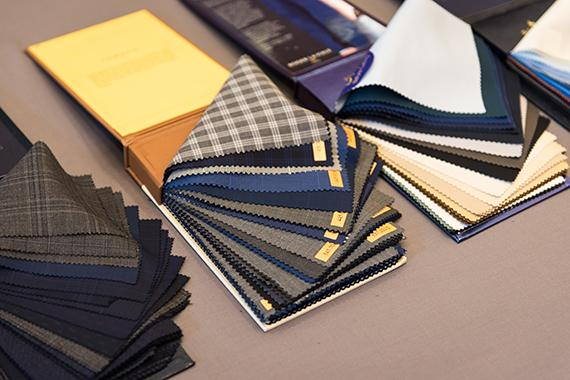 Fabrics - The origin story of tailor-made works