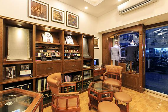 Tailor brands in Saigon